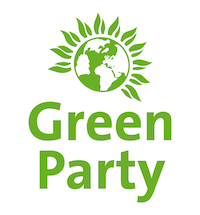 Green Party of England and Wales logo